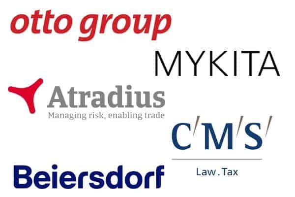 Firmen Logos - Eine Auswahl unserer Coaching Kunden